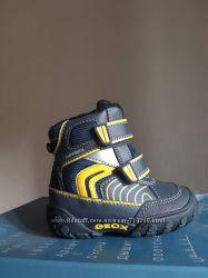 Зимние мембранные ботинки Geox