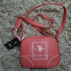 Новая сумка US Polo Assn