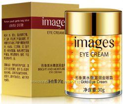Images крем для глаз гиалуроновая кислота золото от морщин лифтинг золотой