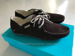 Новые женские замшевые туфли мокасины Премиум 37-й размер