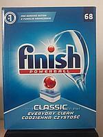 Таблетки Финиш для посудомойной машины
