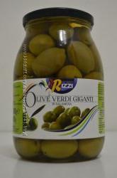 Гигантские оливки Sottaceti Rizzi Бесплатная доставка по Киеву от 700 грн