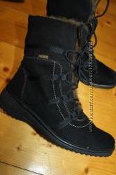 39 разм. Зима. Термо ботинки Ara Gore - Tex.