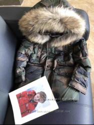 Куртка-парка Moncler на мальчика