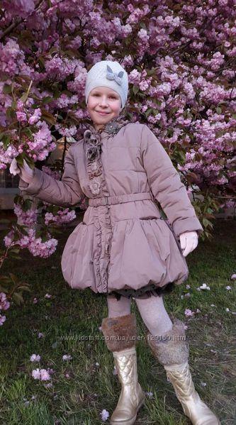 Шикарное пальто Elsy baby.
