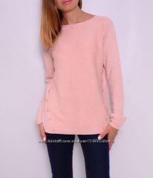 Удлиненные пуловеры с люрексом, разные цвета