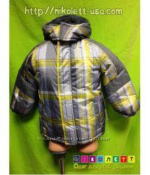 Куртка на мальчика, зимняя, на флисе IXTREME, р. 3Т