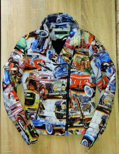 Яркая красивая куртка-пиджак Critical Mass Creates, 8-ка.