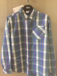 Рубашка  подростковая 12-13лет