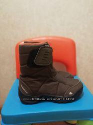 Зимнии  ботинки Quecha р, 30-19см