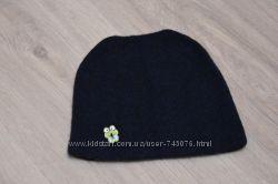 Теплая шапочка Handmade на 2 года