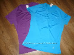 2 фирменные футболки Quechua р. xs