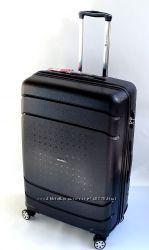 Качественный испанский четырехколесный чемодан большого размера