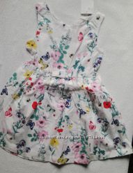 Платье нарядное H&M , 104-122см, оригинал.