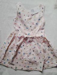 Платье для девочки h&m , 104см, оригинал.