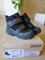 Ботинки Ecco 27 размер