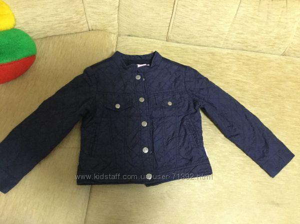 Куртка ветровка geox 4 года