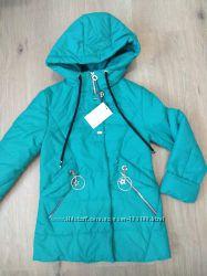 Куртка демісезонна для дівчинки р. 134-146
