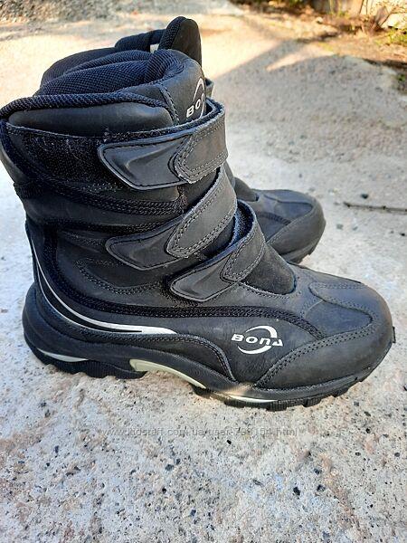 Тёплые ботиночки Bona