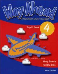 Учебник Way Ahead Pupil&acutes book 4