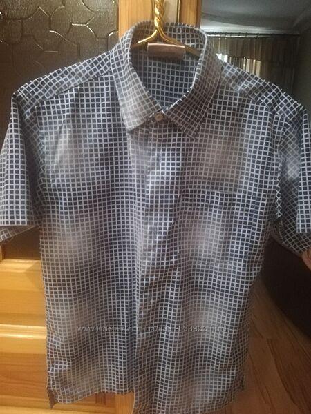 Рубашка с коротким рукавом Rebel