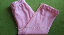 Штаны велюровые Lupilu. Размер 6-12 мес