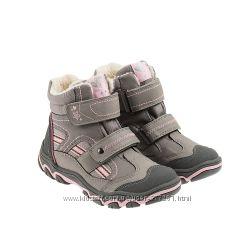 Фирменные ботинки зима