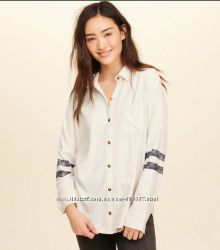 477f7bca4 Фланелевая рубашка Hollister, 340 грн. Блузки и женские рубашки ...