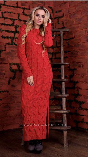 0278b14ce1b Вязаное платье