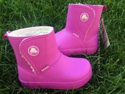 Crocs colorlite boot C10 Оригинал . сапоги крокс
