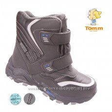 Зимние термо ботинки для мальчика Том м 31 35 36 37