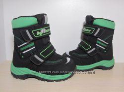 Термо ботинки B&G для мальчика Ray175-19 р. 23-28 термики