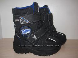 Термо ботинки B&G для мальчика Ray175-18 р. 23-28 термики, сноубутсы, биджи