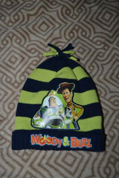 новая шапка Disney-George на 1-2 года рост 80-92