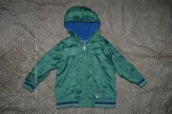 ветровка деми курточка мальчику  Pumpkin patch 24 мес рост  92