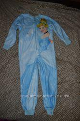 флисовая пижама Disney девочке на 6 лет рост 116 Англия