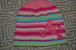 новая деми шапка Matalan на 2-4 года ог 43-50