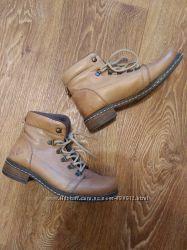 Ботинки Tamaris натуральная кожа