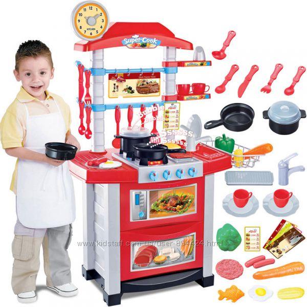 Большая кухня хорошего качества 889-3 , 87 см