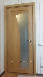 Двери шпонированные для санузла