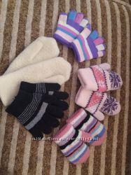 Перчатки рукавички