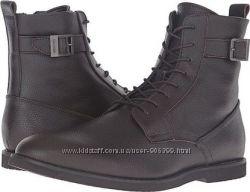 Кожаные стильные ботинки calvin klein men&acutes farrin