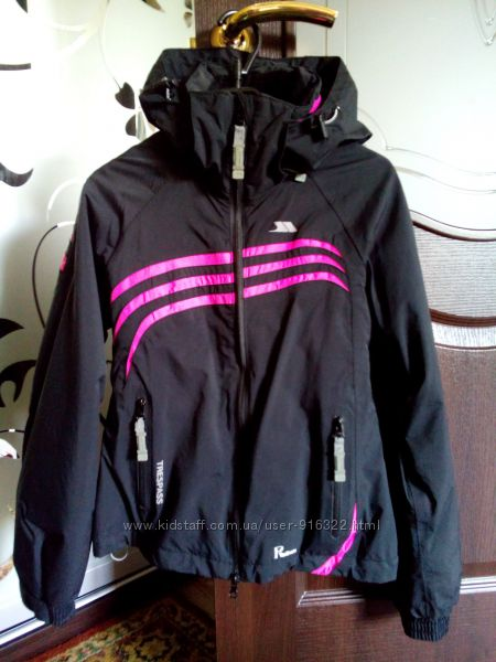 Термо куртка  Trespass в идеале. Оригинал