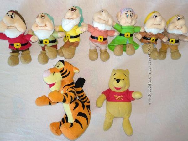Наши игрушки разные