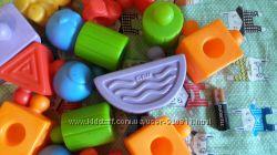 Kонструктор K&acutes Kids Popbo blocs - Fun Park 6M