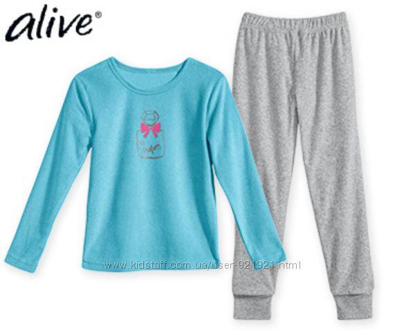 Тёплая пижама Alive Германия