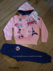 Спортивный костюм для девочек супер качества от фирмы Seagull
