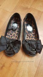 Нарядные туфельки Matalan p. 10 17, 8-18см по стельке