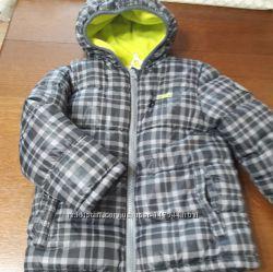 Теплая осенняя куртка Kiabi