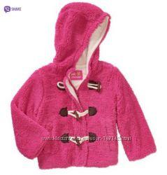 Мягчайшая Стильная куртка меховушка шерпа Pink Platinum Размер 6-7 лет  США